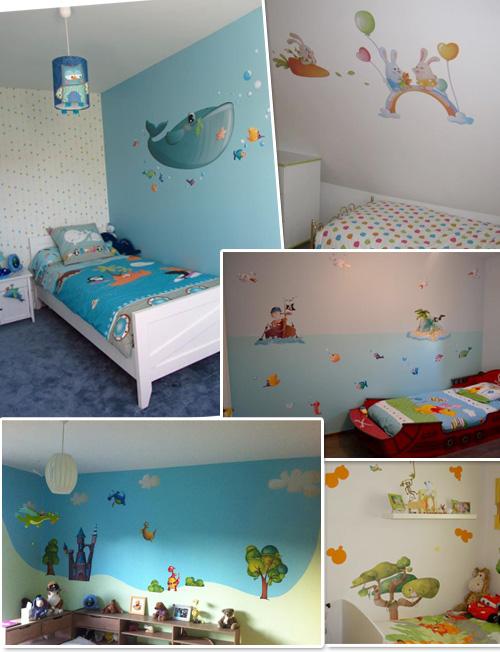 Décoration chambres enfants - Kmi#ep